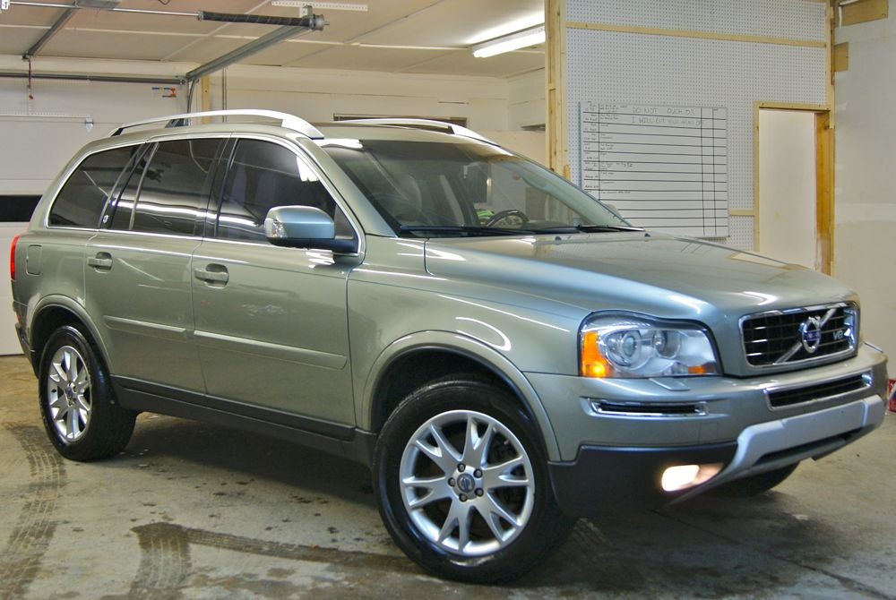 volvo xc90 awd v8 332 auto sales used car dealer332. Black Bedroom Furniture Sets. Home Design Ideas